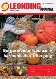 leonding journal 142 - SPÖ Leonding