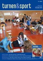 AGENDA - Sport Union Schweiz