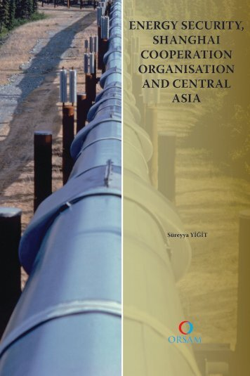 energy security, shanghai cooperation organisation and ... - orsam