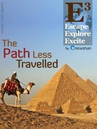 New Shan Online Travel Mag July 2012 - New Shan Travel Service