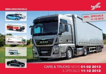 inkl. specials 11-12 2012 - Herpa