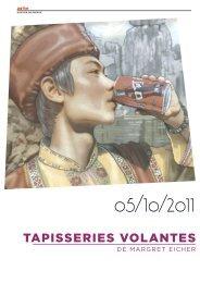 Tapisseries volanTes - Arte