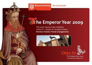 Otto IV. - Stadt Braunschweig