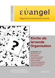 Kirche als lernende Organisation - KAMP