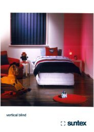 Product Brochure. - Suntex
