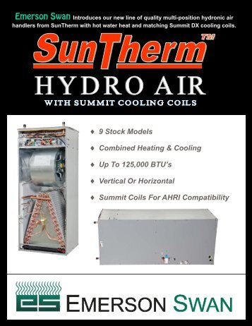 suntherm sales sheetpub emerson swan?quality=85 air handler electric furnace suntherm suntherm wiring diagram at aneh.co