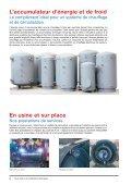Accumulateurs de chaleur et de froid - FEURON AG - Page 2