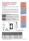 Accumulateurs de chaleur et de froid - FEURON AG - Page 4