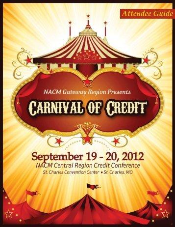 September 19 - 20, 2012 - NACM Gateway Region