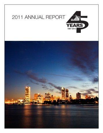 2011 ANNUAL REPORT - Visit Milwaukee