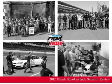 2012 Mazda Road to Indy Summit Review - USF2000.com