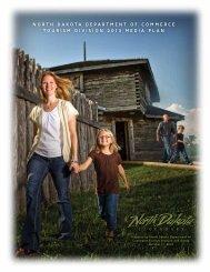 Cooperative Advertising - North Dakota Tourism