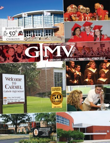 2011 GLMV Community Guide - Communities - Pioneer Press