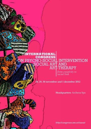 international congress - Congresos Científicos de la Universidad de ...