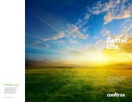 Download our brochure - Cooltrax