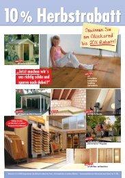 Bauen und Wohnen mit Holz