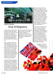 vending report 10/2002 - Ackermann Automaten GmbH