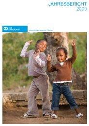 Jahresbericht 2009 - SOS-Kinderdorf