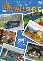 British & European Coach Tours - Travelsure.co.uk