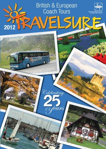 British & European Coach Tours - Travelsure.co.uk