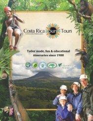 tropical forest & manuel antonio - Costa Rica Sun Tours