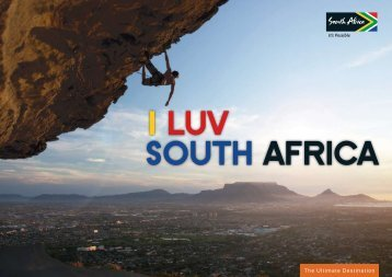 Provinces Of South Africa - South Africa Holidays