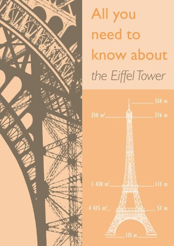 All you need to know about - Tour Eiffel