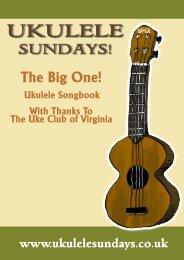 Ukulele Sundays At The