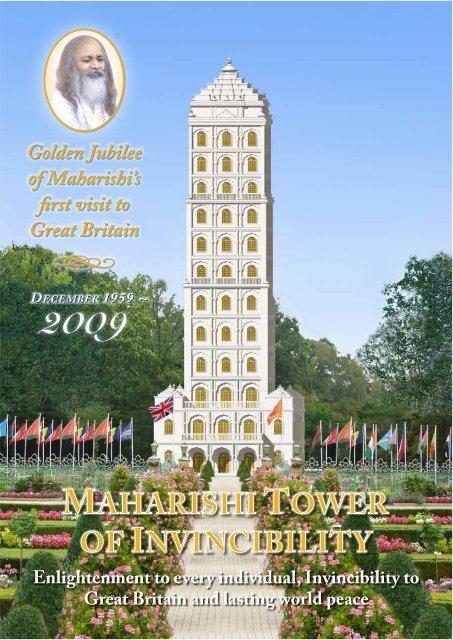 Maharishi Tower of Invincibility - Vedic Architecture