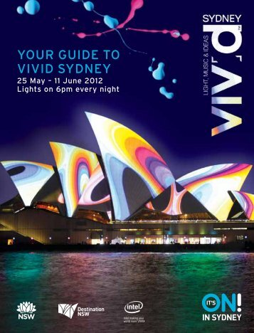 Your guide to ViVid SYdneY