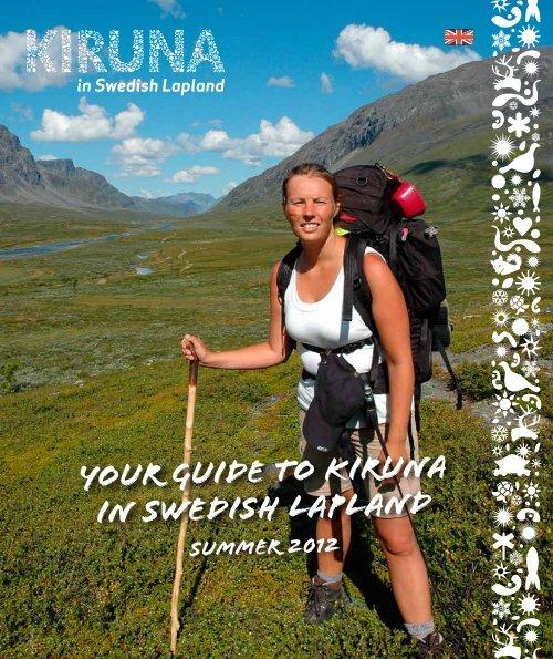 Your Guide TO KIRUNA IN Swedish Lapland - Swedeninfo