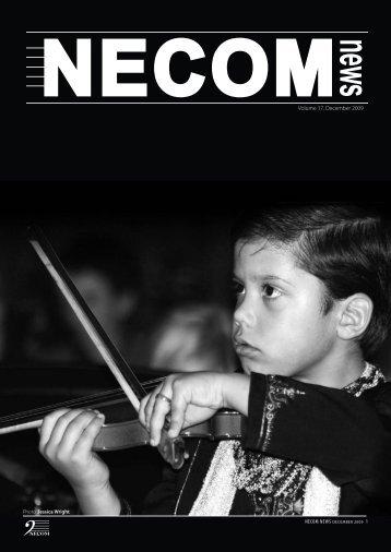 Volume 17, December 2009 - New England Conservatorium of ...
