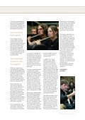 Annual Report 2009 - New England Conservatorium of Music ... - Page 7
