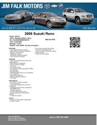 2008 Suzuki Reno - eCarList