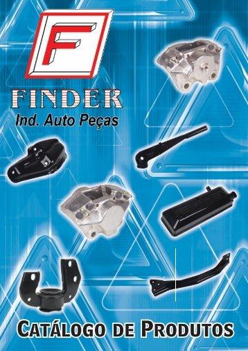 377.199.341 - Finder - Alavancas de Freio de Mão, Reparos ...