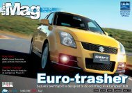 Suzuki's Swift Sport is designed to do one thing: kick ... - GoAutoMAG