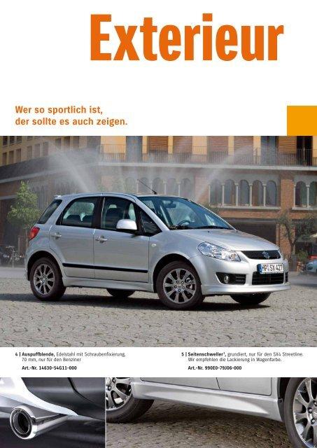 Drauf und dran, ein Transportwunder zu sein. - Suzuki