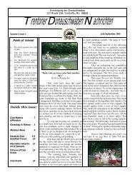 Deutsche Ecke, Seite 3 - Trenton Donauschwaben Association