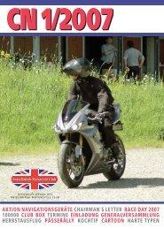13.5.2007 - Swiss British Motorcycle Club