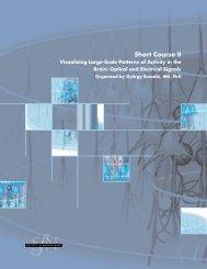 Short Course II - Society for Neuroscience