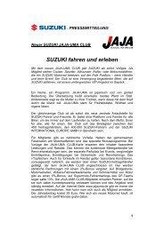 suzuki jaja-uma club - Alex Jolig