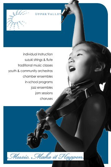 individual Instruction suzuki strings & flute traditional music classes ...