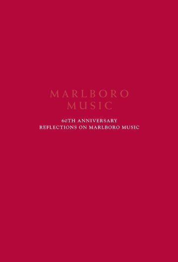 """Right click here and """"save as"""" to download - Marlboro Music"""
