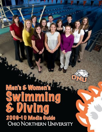 Men's & Women's - Ohio Northern University