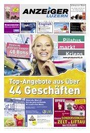 10 und 11 September 2011 - Anzeiger Luzern