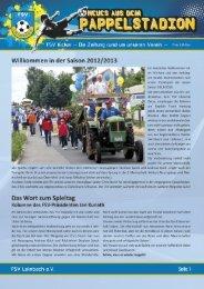 FSV-Kicker 08/2012
