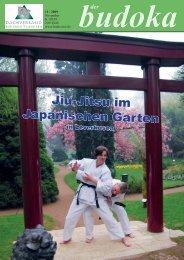 Jiu-Jitsu im Japanischen Garten - Dachverband für Budotechniken ...