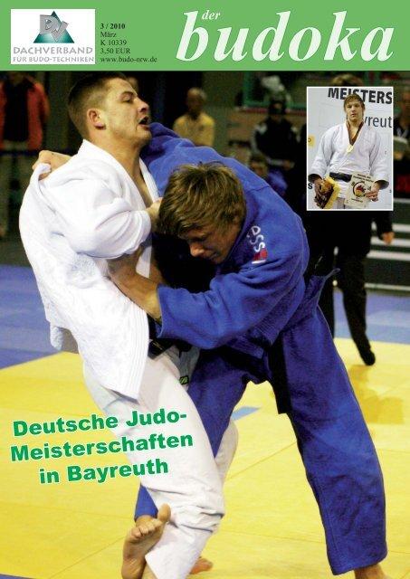 budoka 03 2010 - Dachverband für Budotechniken Nordrhein ...