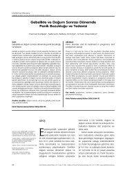 6D.Gulpek(84-92) - Klinik Psikofarmakoloji Bülteni