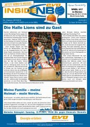 vitareha - New Basket 92 Oberhausen